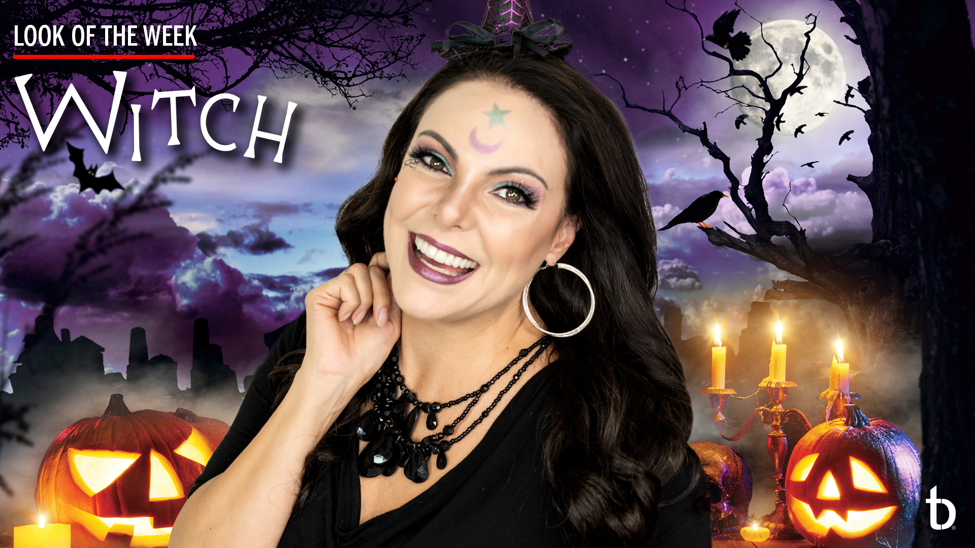 Laura Hunter Look of the Week - Witch